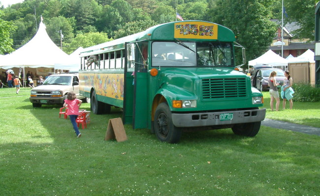 Towns Support Arts Bus Through Appropriations!