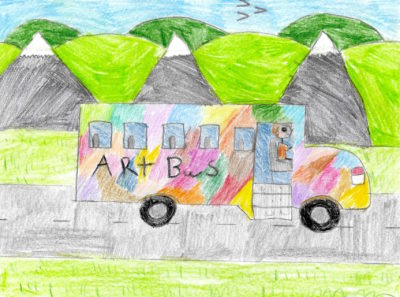 Arts Bus Design Contest Winners